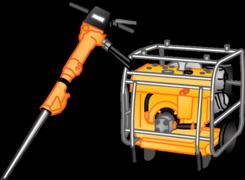 Hydraulik-Kraftstation mieten