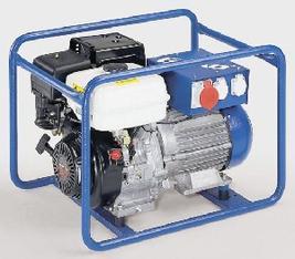 Stromerzeuger 5 kVA mieten leihen