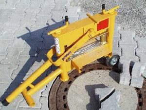 Steinknacker mechanisch mieten leihen