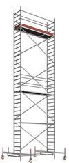 Fahrgerüst 10,60 m Arbeitshöhe mieten leihen