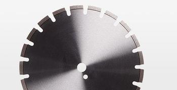 Abnutzung für Diamantsägeblatt Asphalt ø 450 mm  mieten leihen