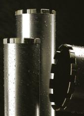 Abnutzung Dia-Bohrkrone ø 200mm mieten leihen