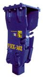Hydraulikhammer für Minibagger mieten leihen